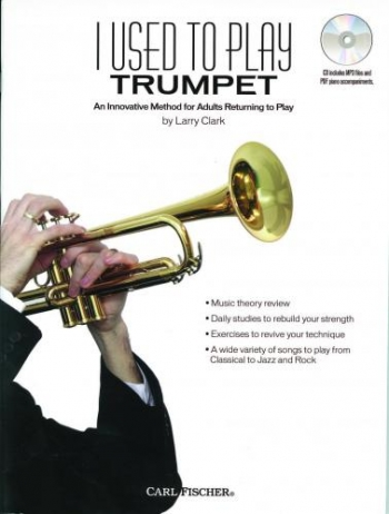 I Used To Play Trumpet: Adult Method Book & Cd