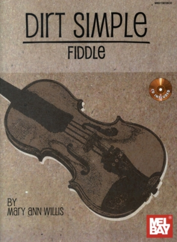 Dirt Simple Fiddle: Tutor: Bk&cd