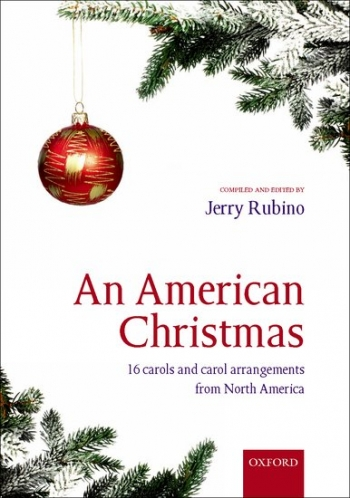 An American Christmas: 16 Carols From North America: Vocal SATB