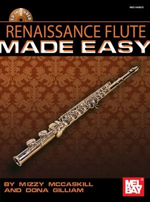 Renaissance Flute Made Easy: Flute: Bk&cd