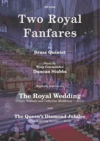 Two Royal Fanfares: Brass Quintet