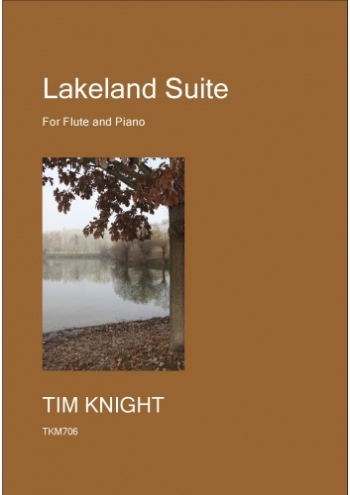 Lakeland Suite: Flute And Piano