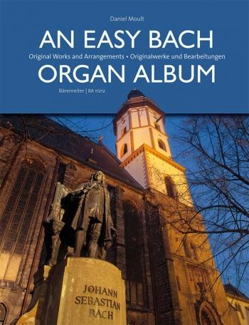 An Easy Bach Organ Album: Organ (Barenreiter)
