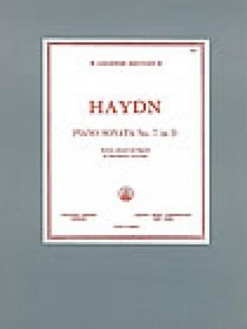 Piano Sonata In D Major: Hob XVI:37 (Stainer Ed)