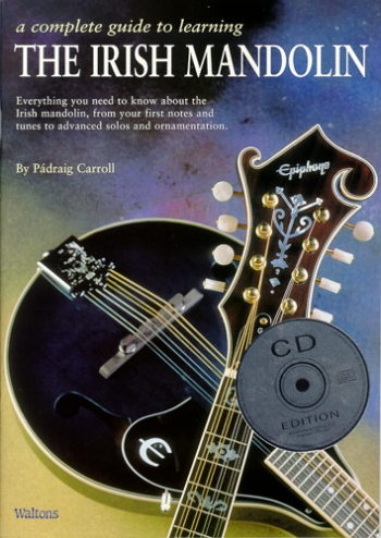 Complete Guide To Learning Irish Mandolin: Bk&Cd