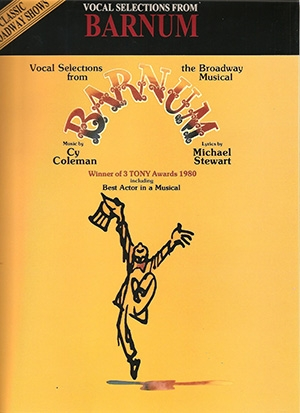 Barnum: Vocal Selections: Musical