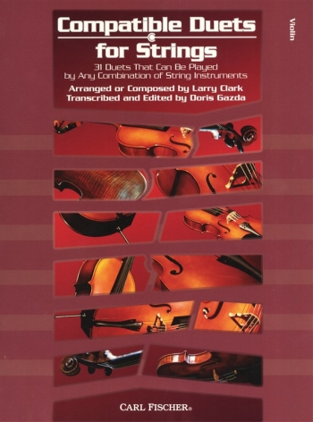 Compatible Duets For Strings: Violin