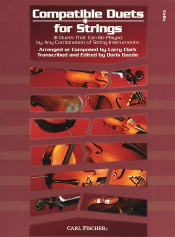 Compatible Duets For Strings: Cello