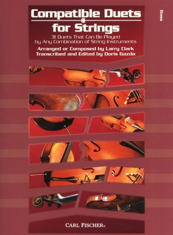 Compatible Duets For Strings: Double Bass