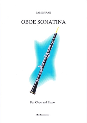 Sonatina: Oboe & Piano (James Rae)