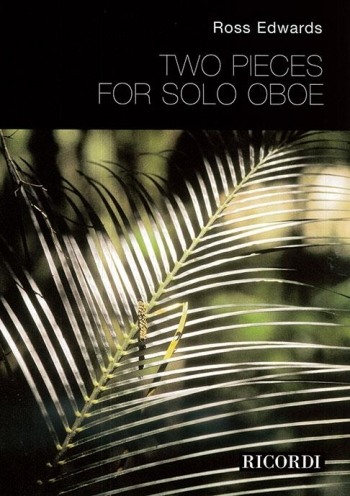 Two Pieces: Oboe Solo