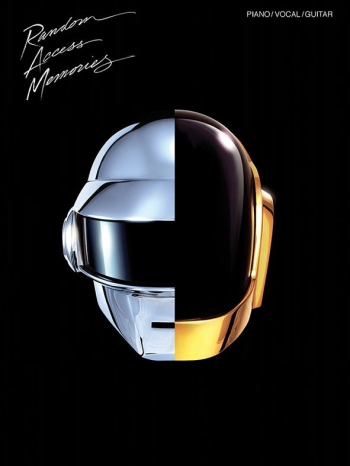 Daft Punk: Random Access Memories: Piano Vocal Guitar