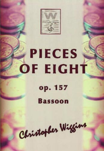Pieces Of Eight: OP157 Bassoon & Piano (Wiggins)