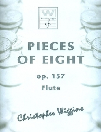 Pieces Of Eight: OP157 Flute & Piano (Wiggins)