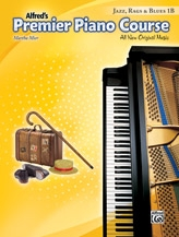 Alfred Premier Piano Course 1b: Jazz Rags & Blues