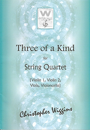 Three Of A Kind: String Quartet Quartet (Wiggins)