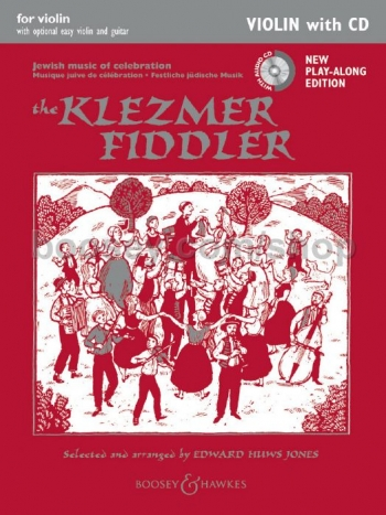 Klezmer Fiddler: Violin: Part & CD