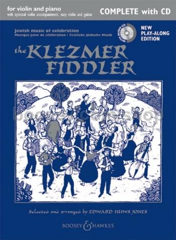 Klezmer Fiddler: Violin: Complete & CD