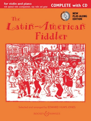 Latin American Fiddler: Violin: Complete & CD