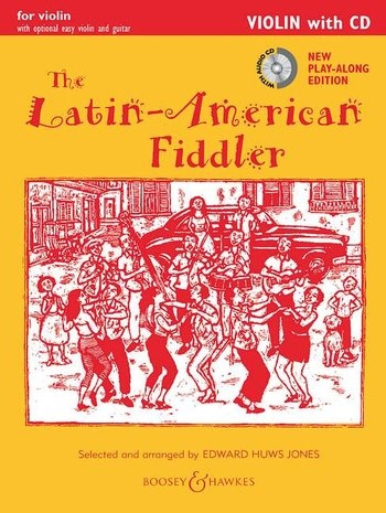 Latin American Fiddler: Violin: Part & CD