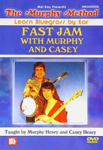 The Murphy Method: Fast Jam With Murphy & Casey: DVD (Murphy & Casey Henry)