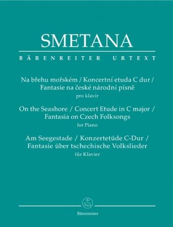 On The Seashore: Concert Etude In C Major: Piano Solo  (Barenreiter)