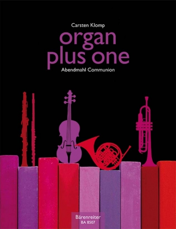 Organ Plus One: Communion: Organ (Klomp)