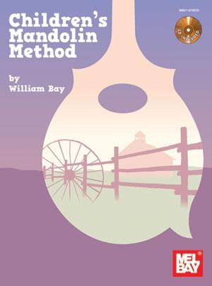 Childrens Mandolin Method: Tutor: Mel Bay