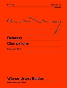 Clair De Lune: Piano (Wiener Urtext)