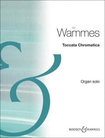 Toaccata Chromatica: Organ: Solo (Archive)
