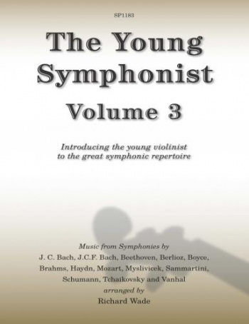 The Young Symphonist: Vol 3: Violin And PIano