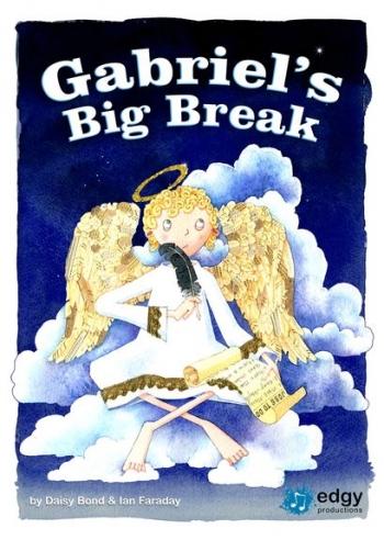 Gabriels Big Break: Nativity: Ks1: Book & Cd