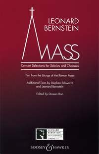 Mass: Concert Collections For Soloists Amd Choruses: Vocal SATB & Piano