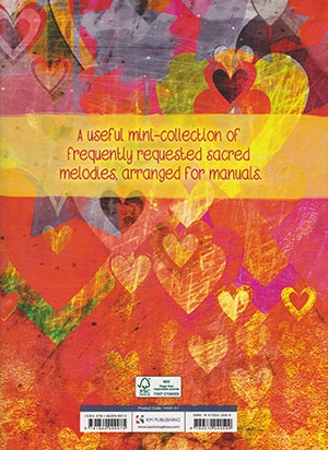 Sacred Melodies Favourites For Manuals: Organ