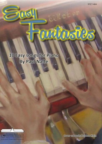 Easy Fantasies: 10 Easy Songs For Piano
