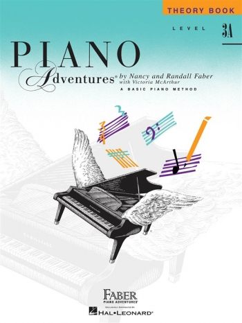 Piano Adventures: Theory Book: Level 3A