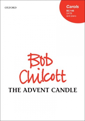 The Advent Candle: Vocal SATB & Piano (Oxford)