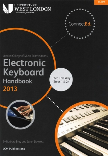 London College Of Music: Step This Way (Steps 1&2): Keyboard