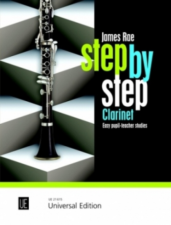 Step By Step Solo Clarinet (rae) (Universal)