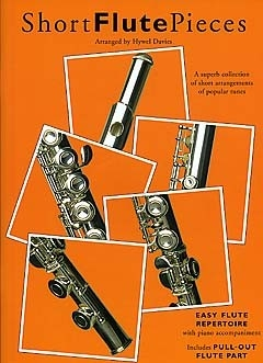 Short Flute PIeces: Flute & Piano (Chester)