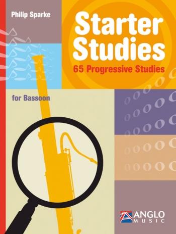 Starter Studies: 65 Progressive Studies: Bassoon