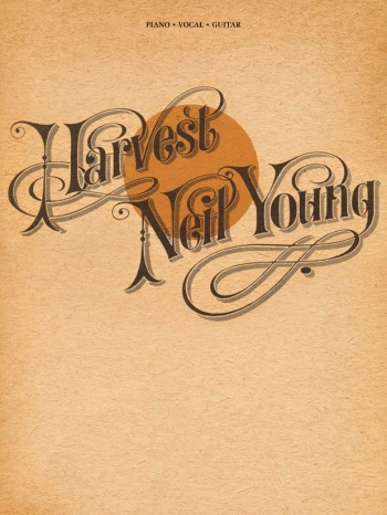 Neil Young: Harvest: Piano Vocal Guitar