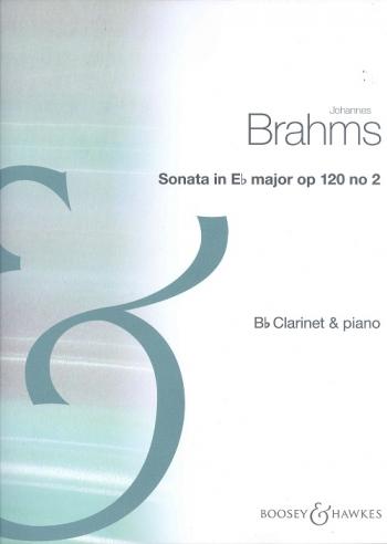 Clarinet Sonata Op.120 No.2 Eb Major Piano (B&H)