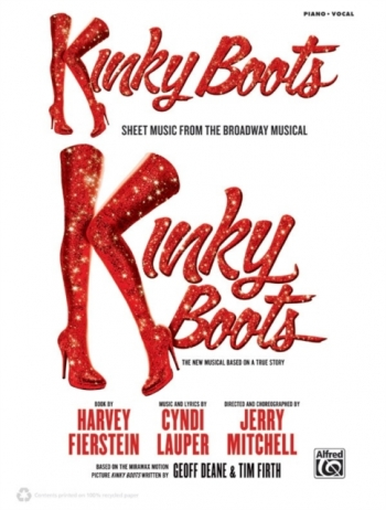 Kinky Boots: Piano Vocal From The Broadway Musical