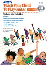 Teach Your Child To Play Guitar, Book 1 Book & Cd