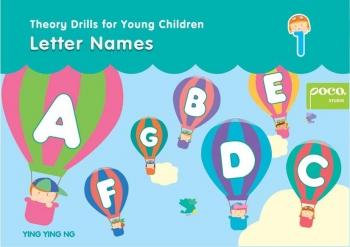 Poco Theory Drills: Letter Names (Ying Ying NG)