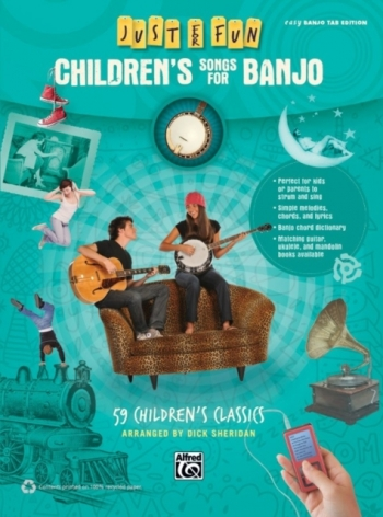Just For Fun: Childrens Songs For Banjo