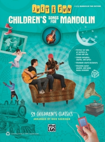 Just For Fun: Childrens Songs For Mandolin