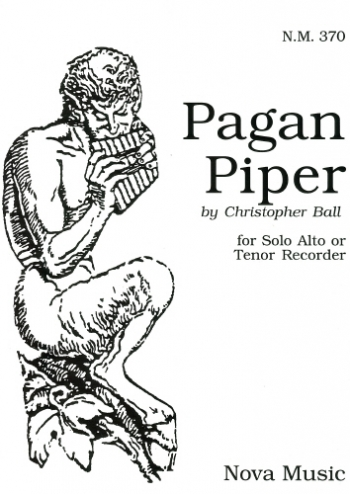 The Pagan Piper Solo Treble Or Tenor Recorder