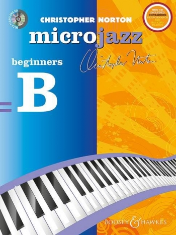 Microjazz For Beginners (Level 2): Piano: Book & Cd  (norton)